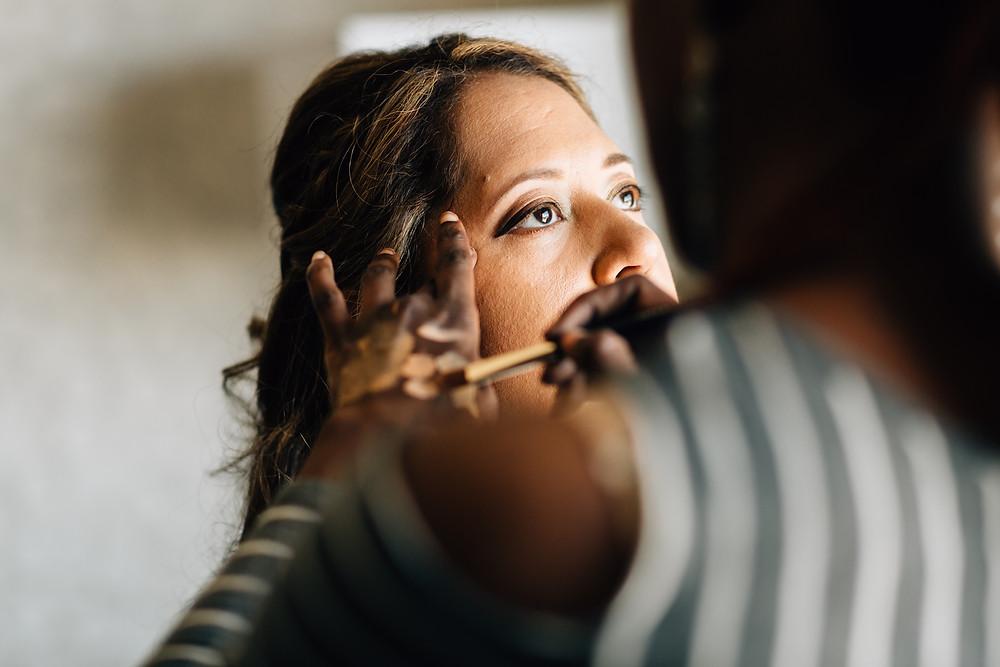 Brushworx Atlanta wedding makeup