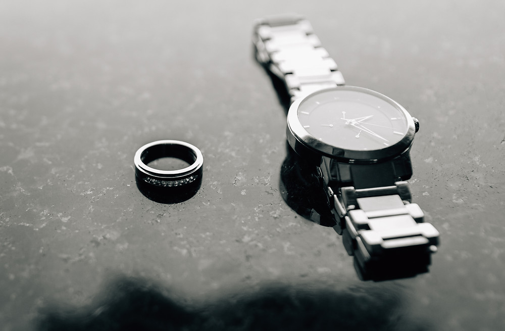 Ring and watch
