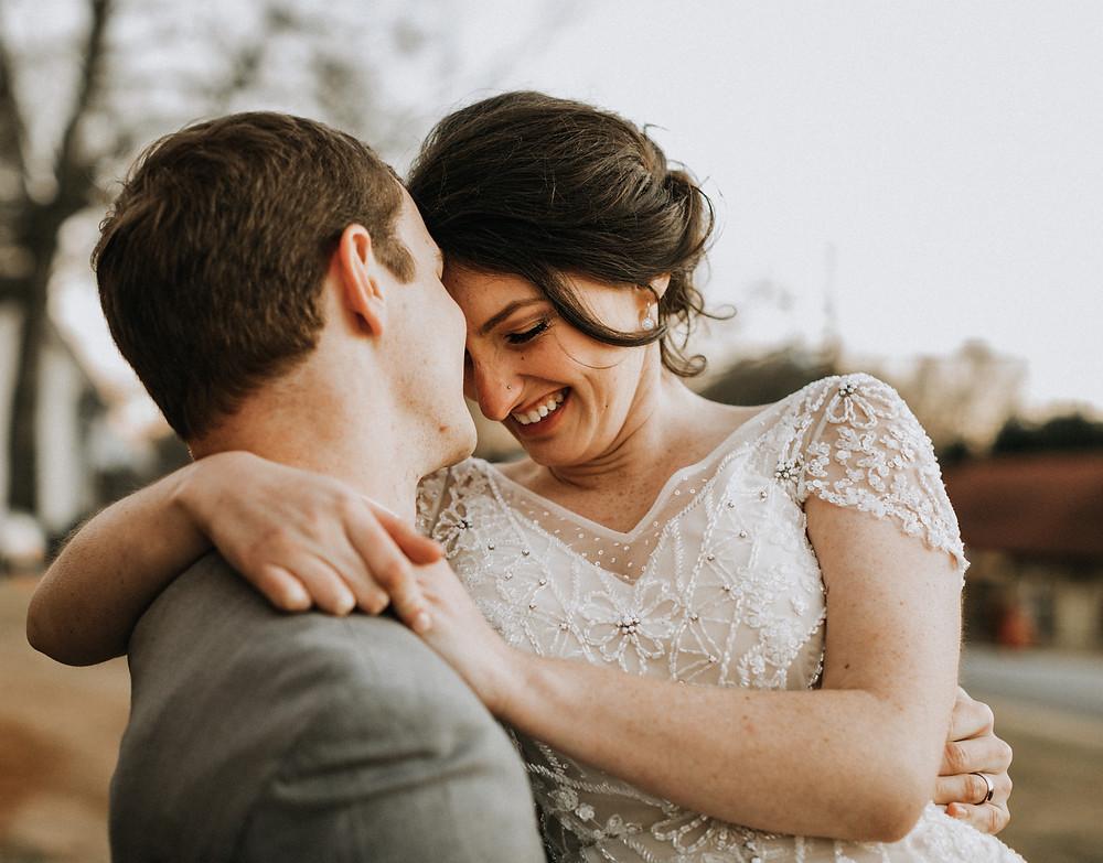 Unposed Atlanta Wedding Photographers