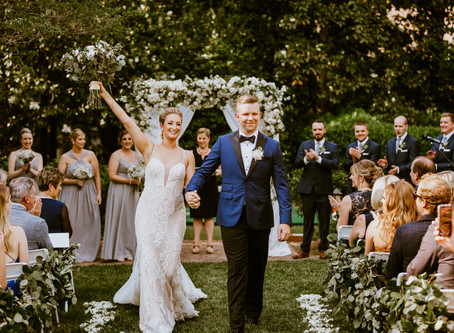 Jessica & Brendan's Agnes Scott College Wedding