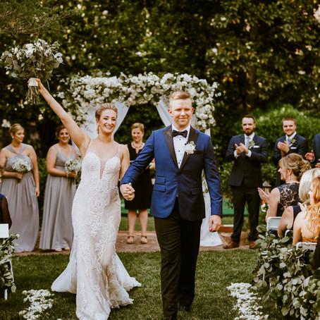 Jessica & Brendan's Agnes Scott College Wedding