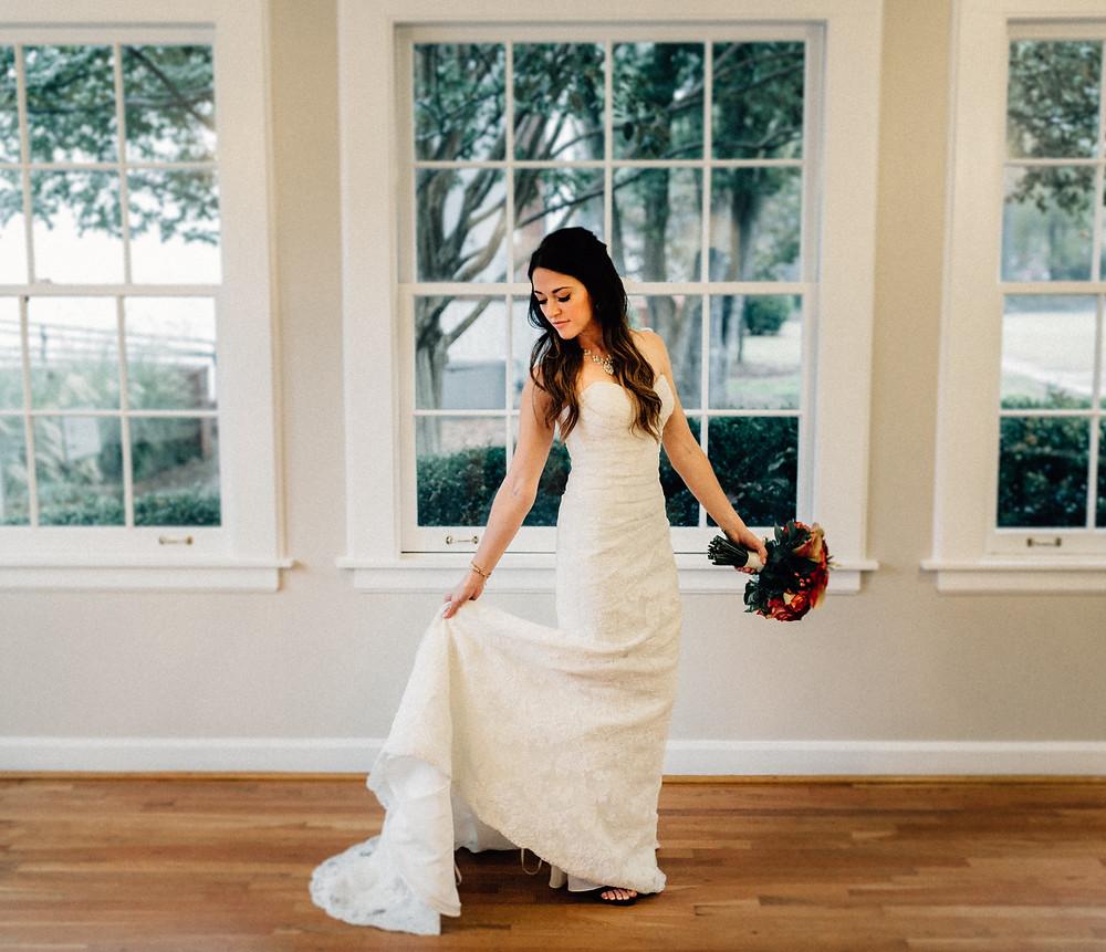 Atlanta Bridal Pictures