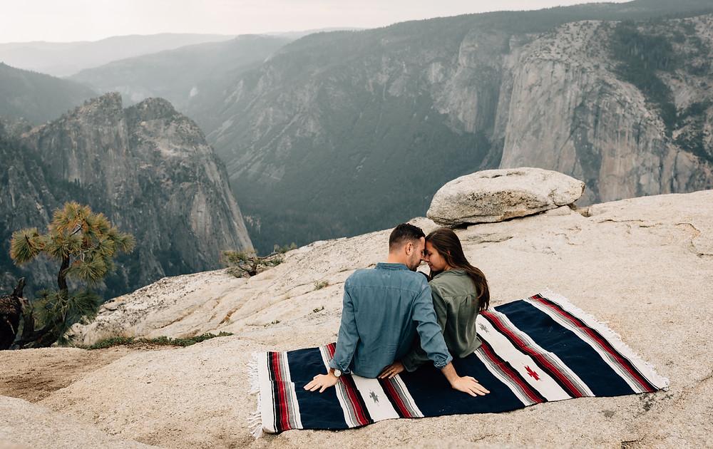 We eloped to Yosemite