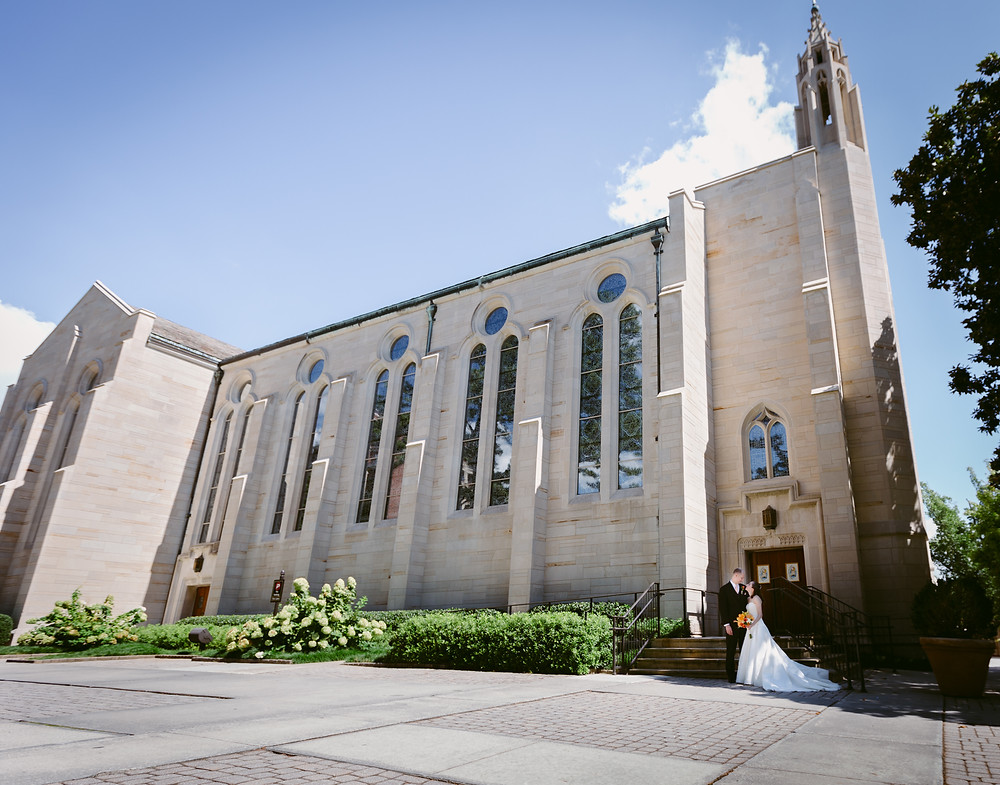 Exterior picture of Cathedral of Christ the King