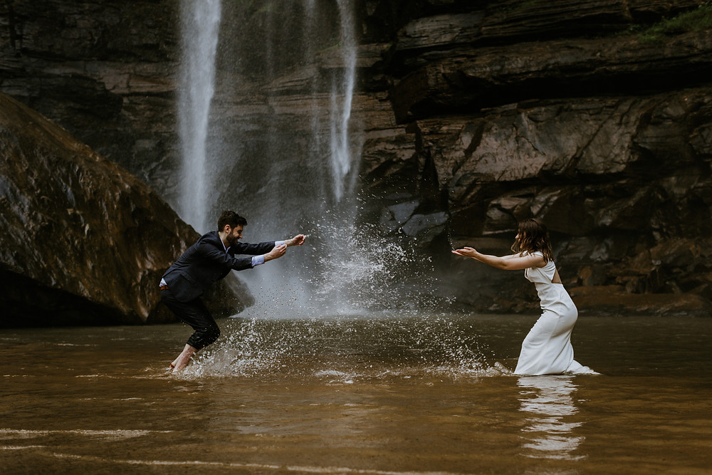Adventurous Elopement
