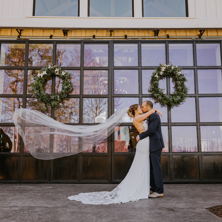 Meghan & Matt   Meadows at Mossy Creek Wedding in North Georgia Mountains