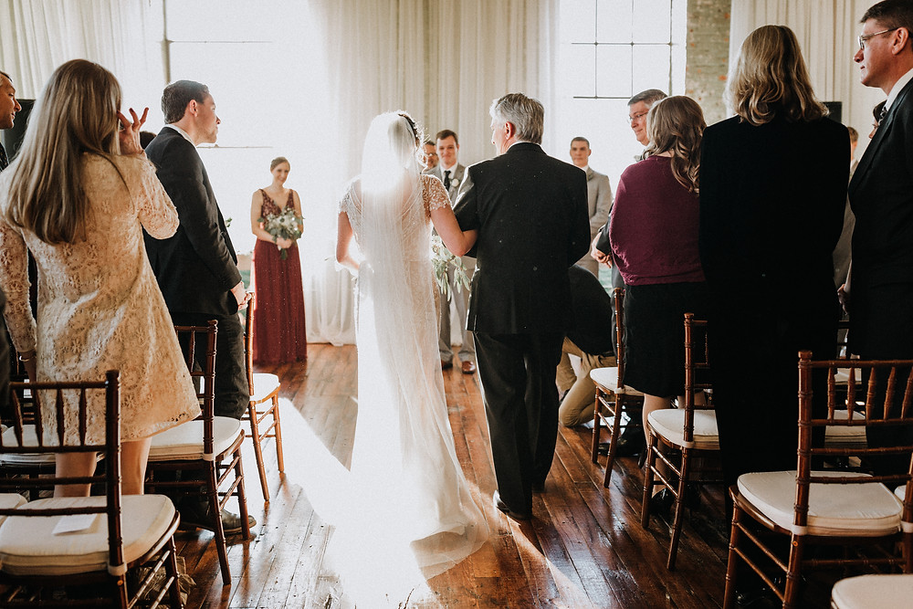 Atlanta Wedding Venue Monroe Industrial