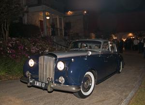 Atlanta Wedding Photographers, Lunalee Photography, Tate House Vintage Car