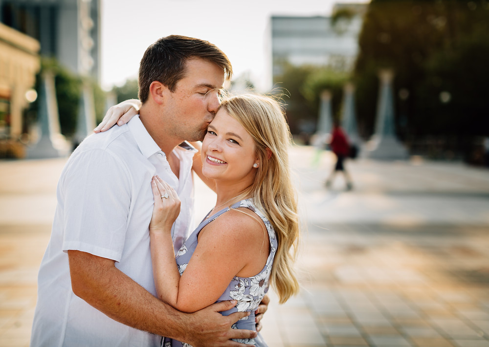 Atlanta engagement pictures