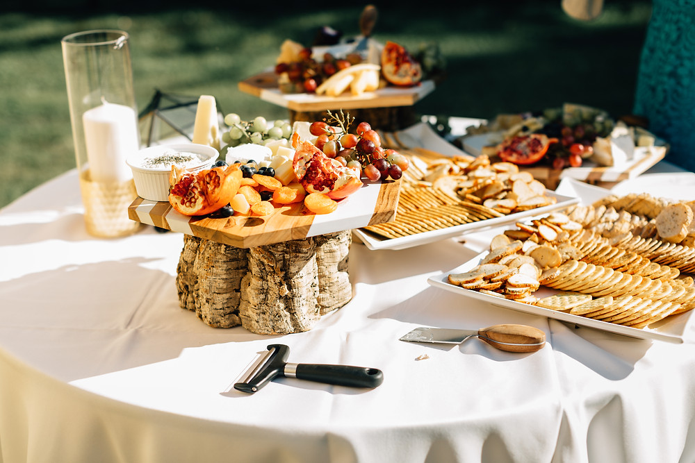Catering with Three Sisters Atlanta