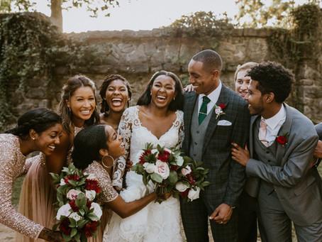 Shaquia & Hisham's Piedmont Park Wedding