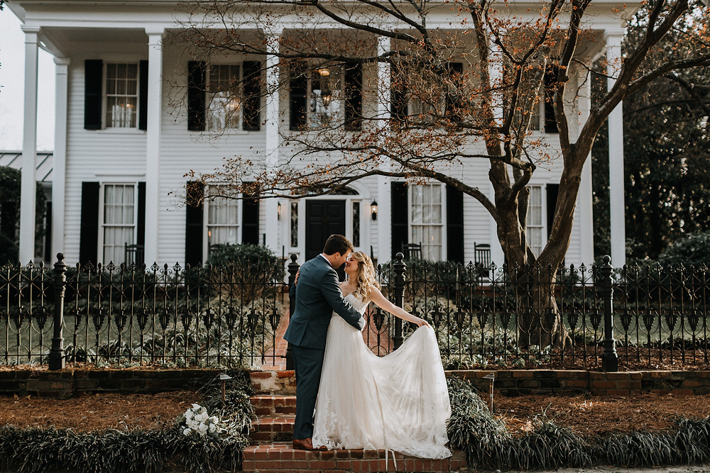 Flint Hill Atlanta Wedding Venue