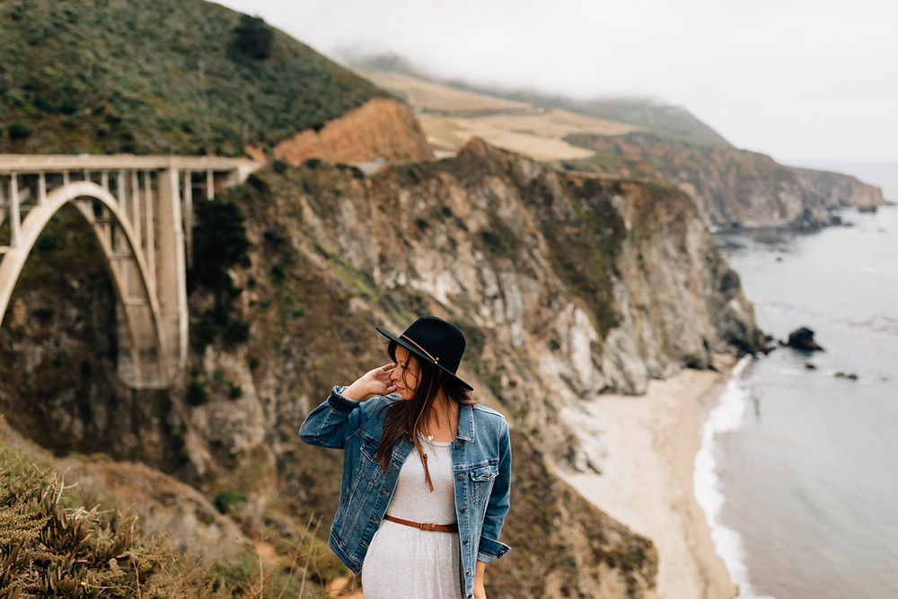 Bixby Creek Bridge elopement pictures