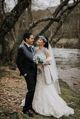 Hiawassee river retreat wedding review