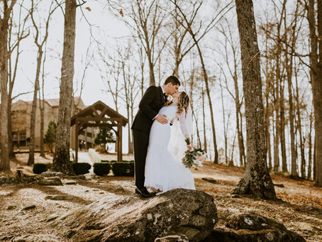 Tamara & David's Lanier Islands Legacy Point Wedding