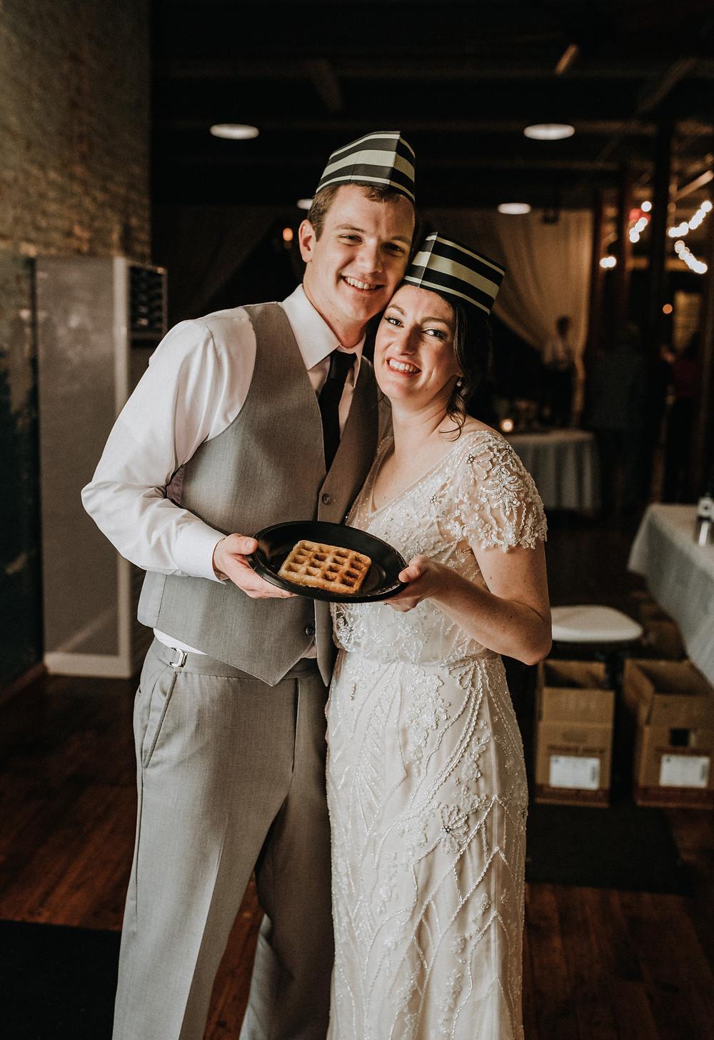 Waffle ouse Wedding
