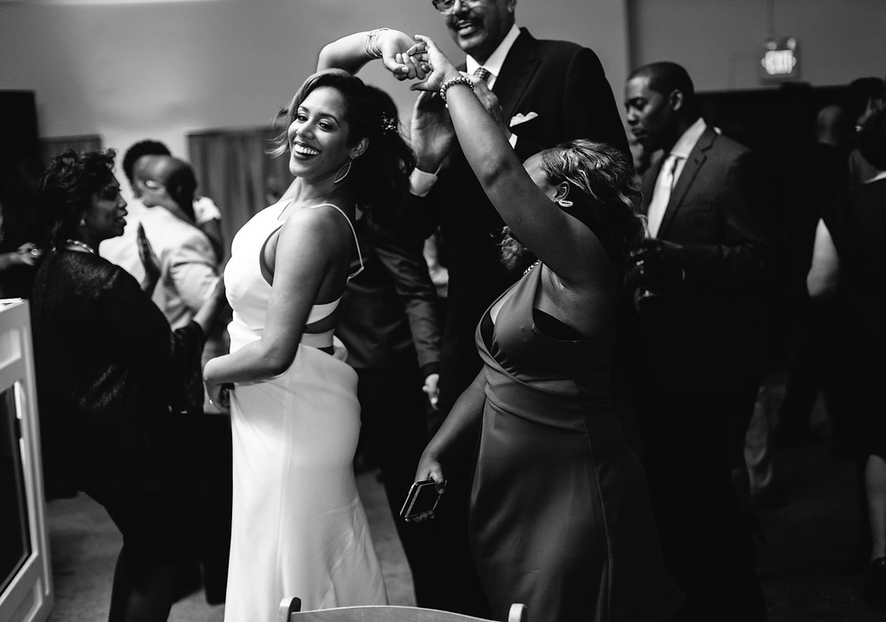 Atlanta wedding photojournalism