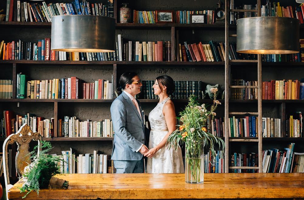 The Goat Farm Atlanta Wedding Pictures