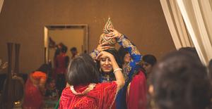 Ghari ceremony Opal Event Hall Atlanta