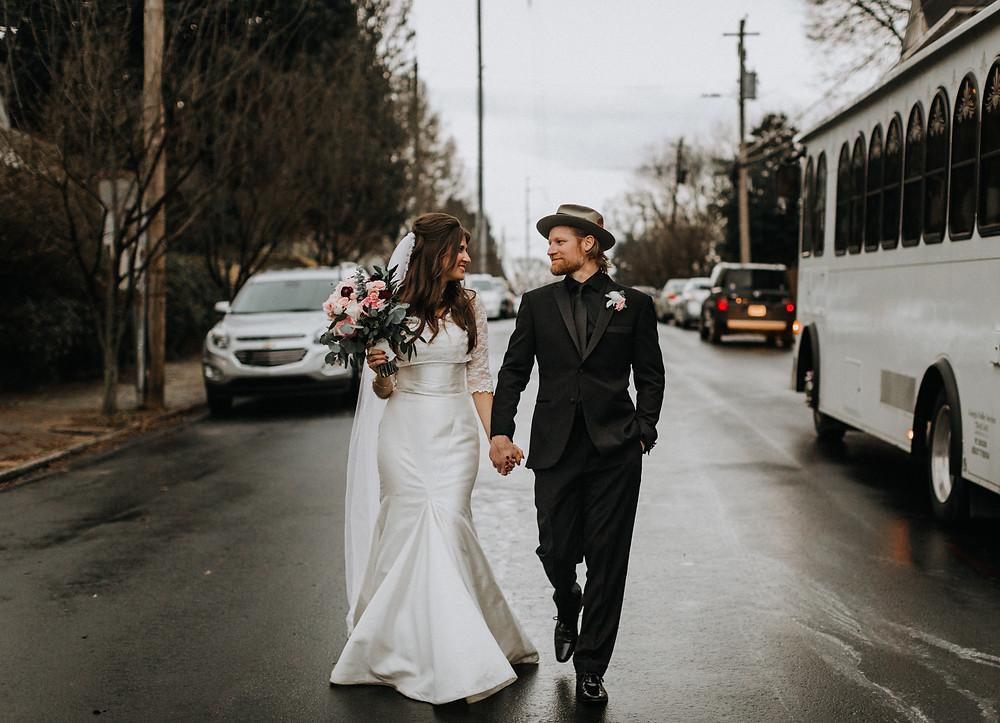 Atlanta Boho Wedding Photographers