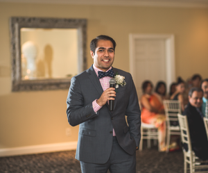 Brother of the Bride's wedding speech Little Gardens