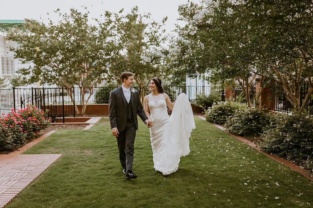 Atlanta Freight Depot Wedding Photographers