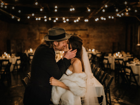 Industrial Boho Wedding at King Plow in Atlanta