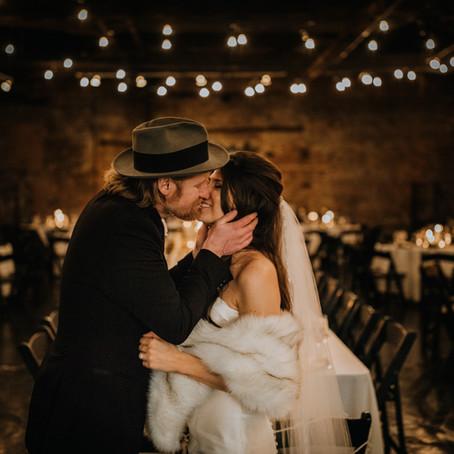 Industrial Boho Wedding at King Plow in Atlanta