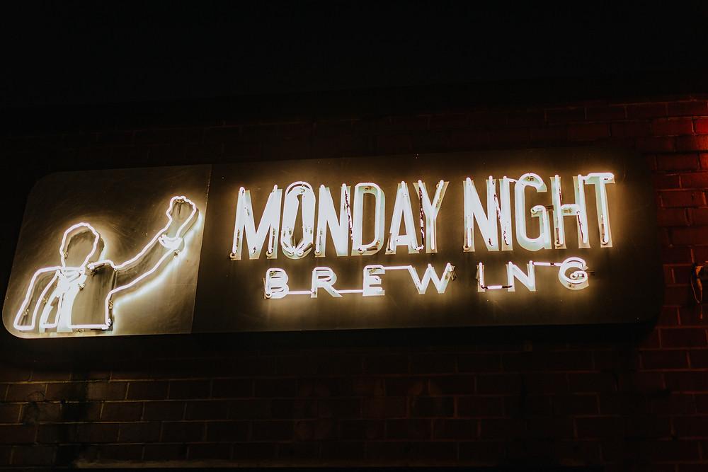 Monday Night Brewing Atlanta Ga