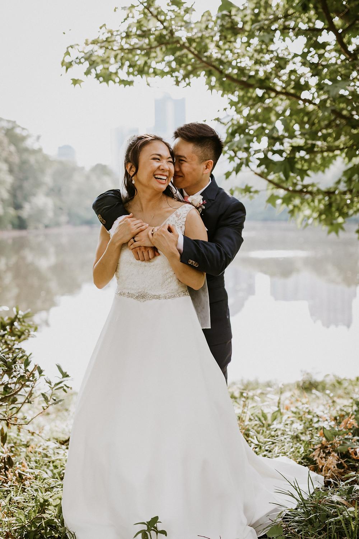 Atlanta Film Wedding Photographers