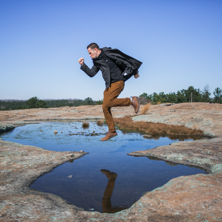 Arabia Mountain Adventure | Lunalee Photography Blog