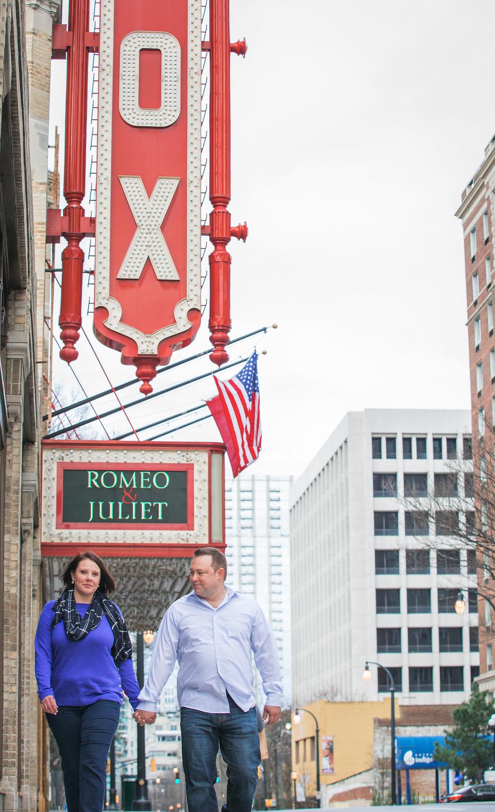 The Fox Theater Atlanta Romeo and Juliet