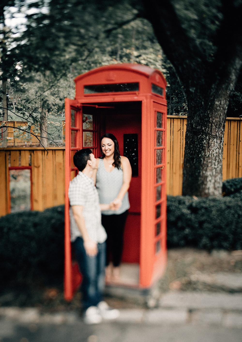Atlanta engagement session locations