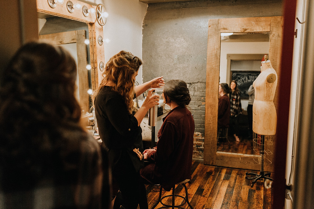 Atlanta hair and makeup vendors