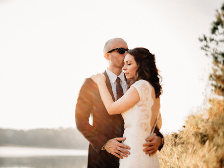 Augusta Wedding at Pointes West Army Resort