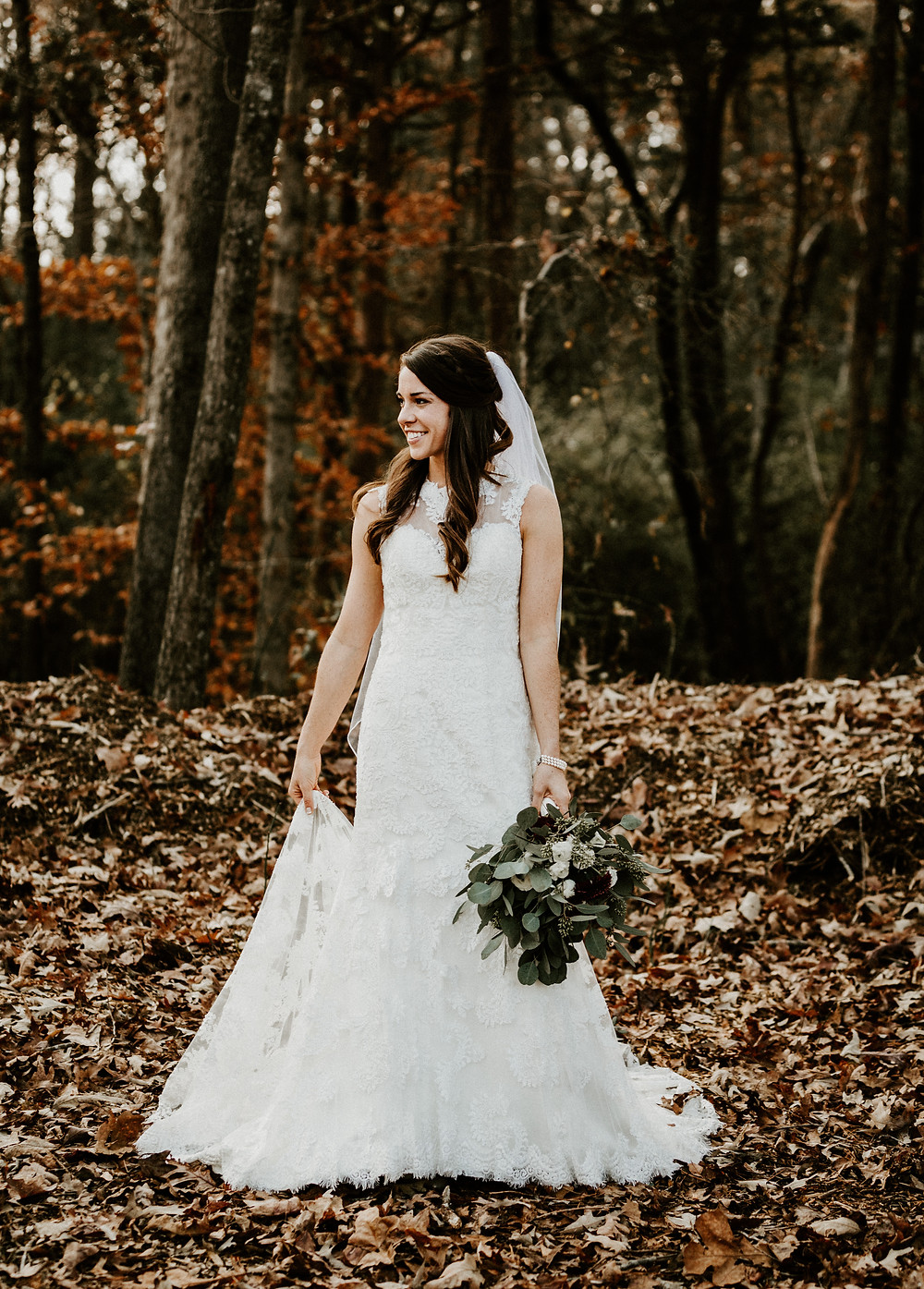 Bridal portrait Atlanta