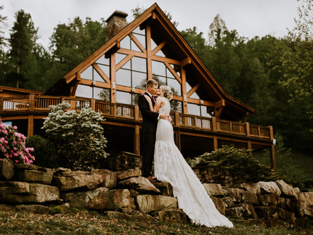 Kaitlyn & Michael's Bear Lake Reserve Wedding