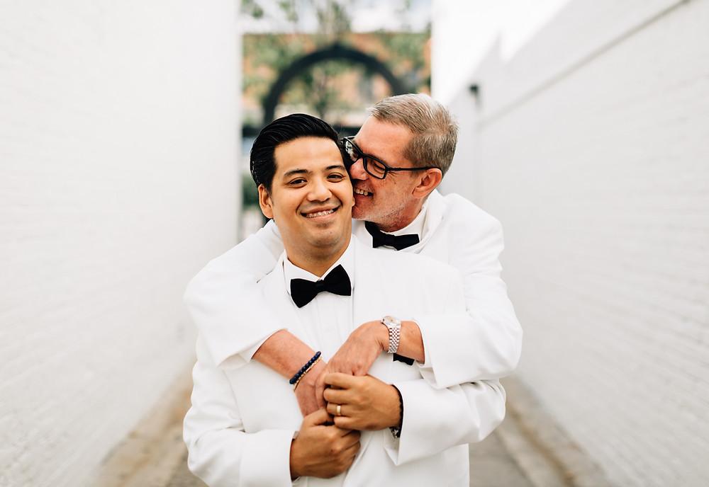 Gay wedding Atlanta