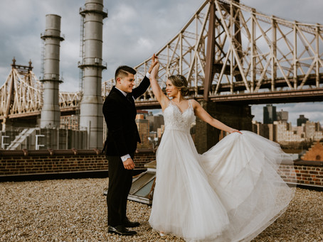 Kim & Daniel's NYC Wedding
