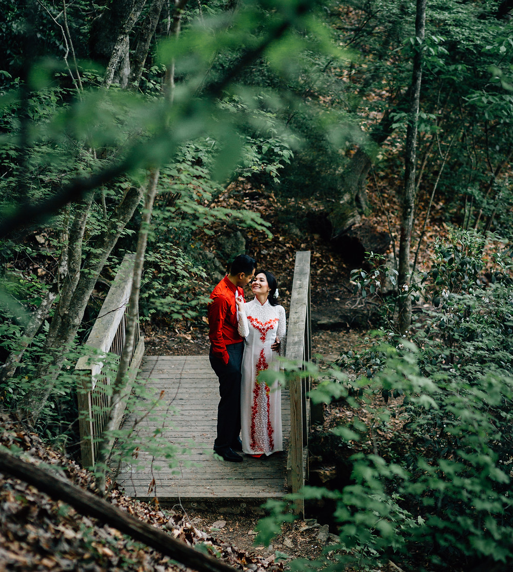 Atlanta engagement session ideas