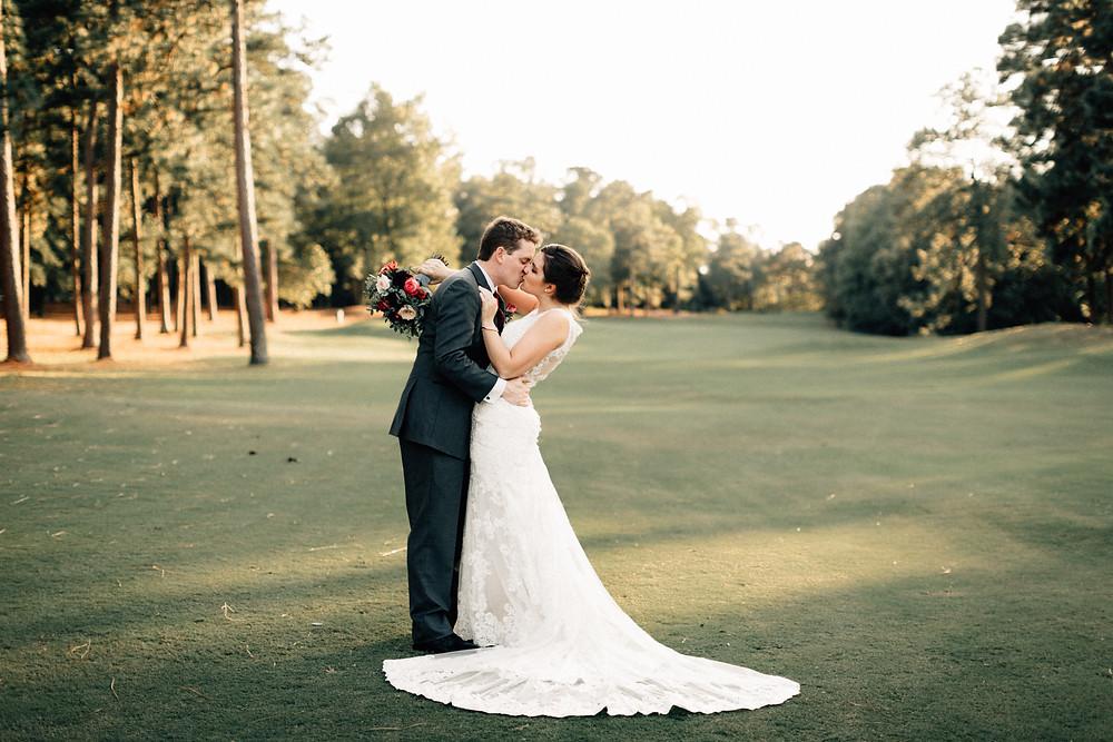 Aiken wedding pictures