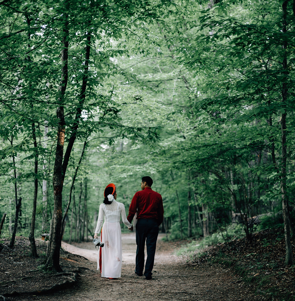 Sweetwater Creek Engagement Pictures