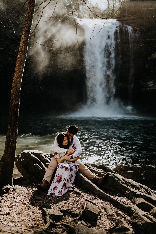 Cloudland Canyon State Park Cherokee Falls