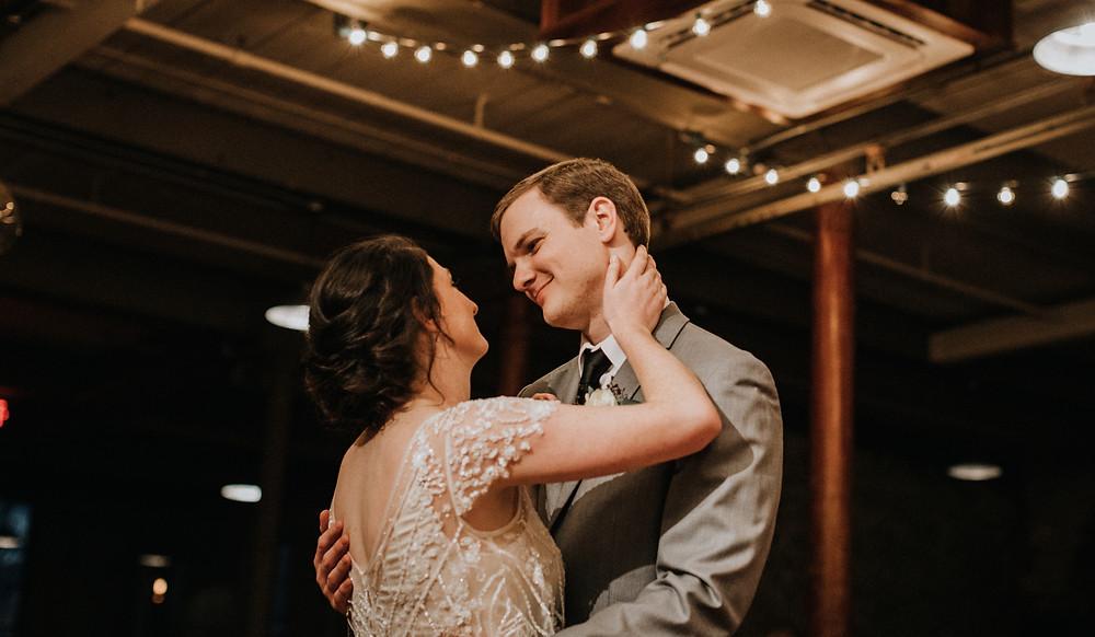 First dance groom