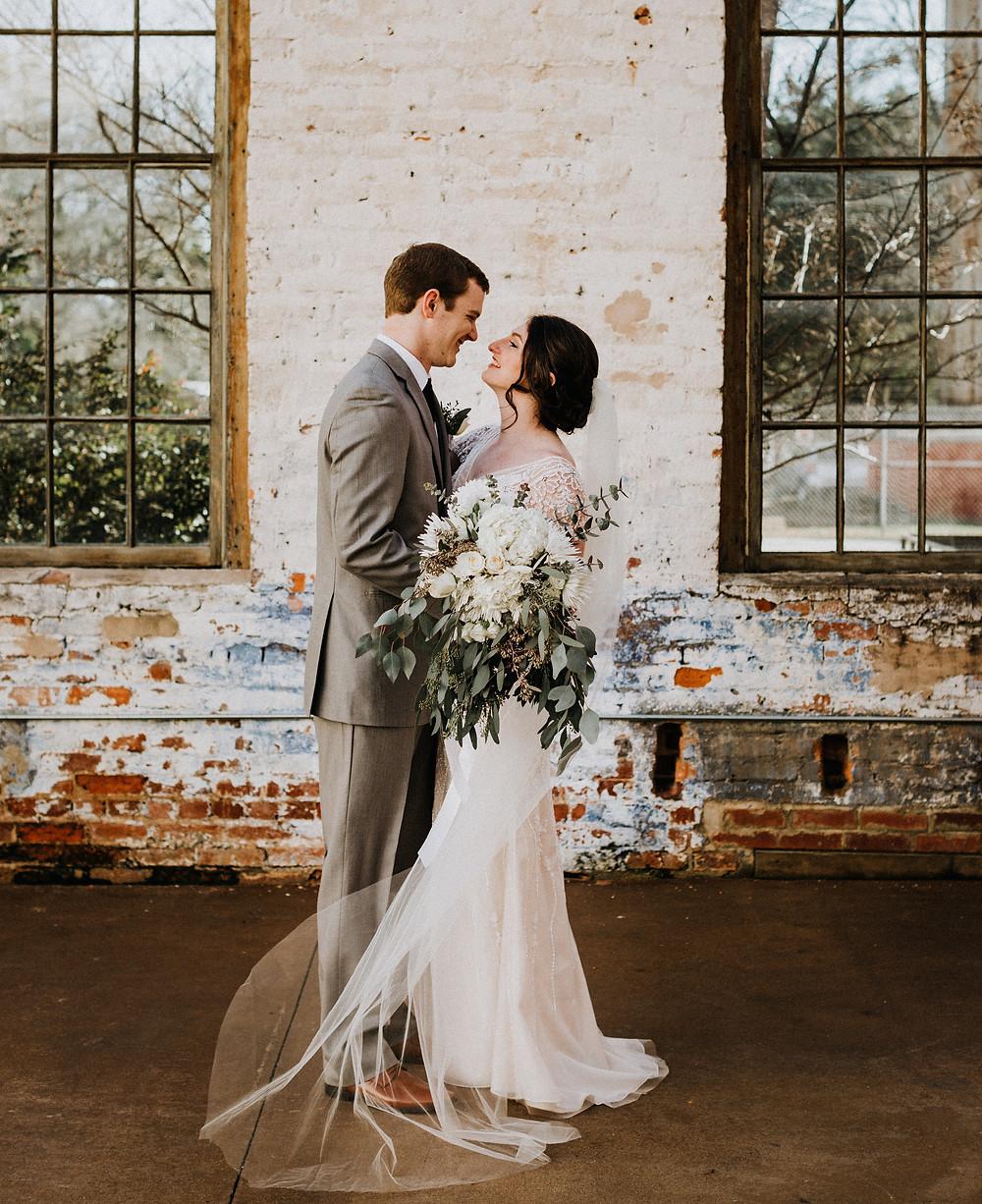 Industrial Atlanta Wedding Photographers