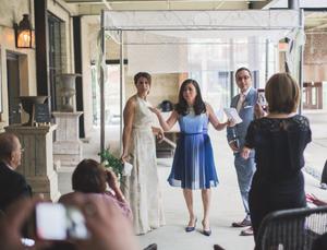 Jewish wedding Atlanta