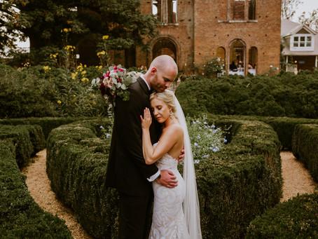 Catherine & Nick Barnsley Resort Wedding