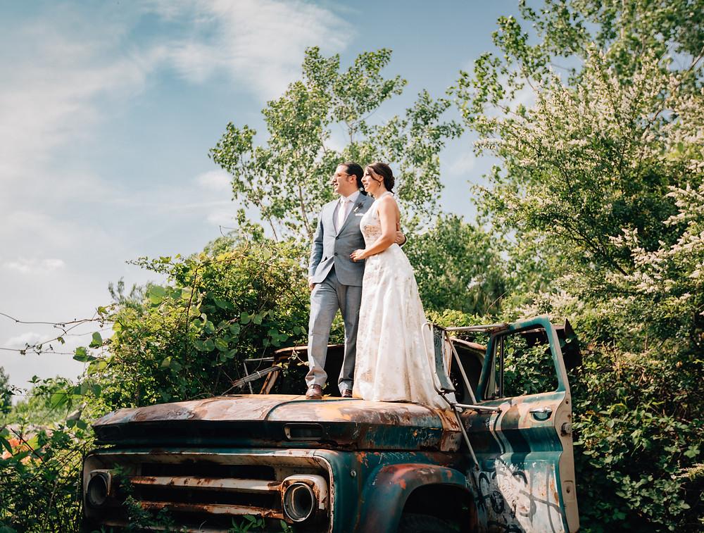 Atlanta Artistic Wedding Photographers