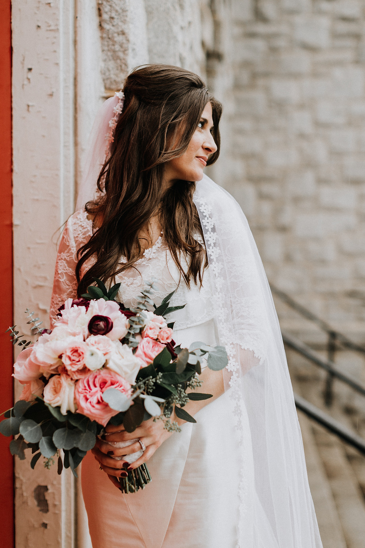 Atlanta boho bridal
