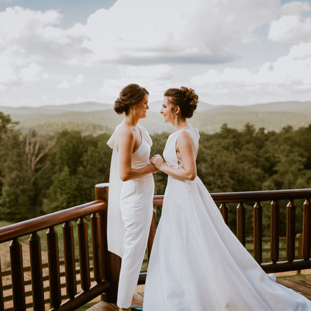 Jade & Blair's 5 Star Lodge And Stables Wedding